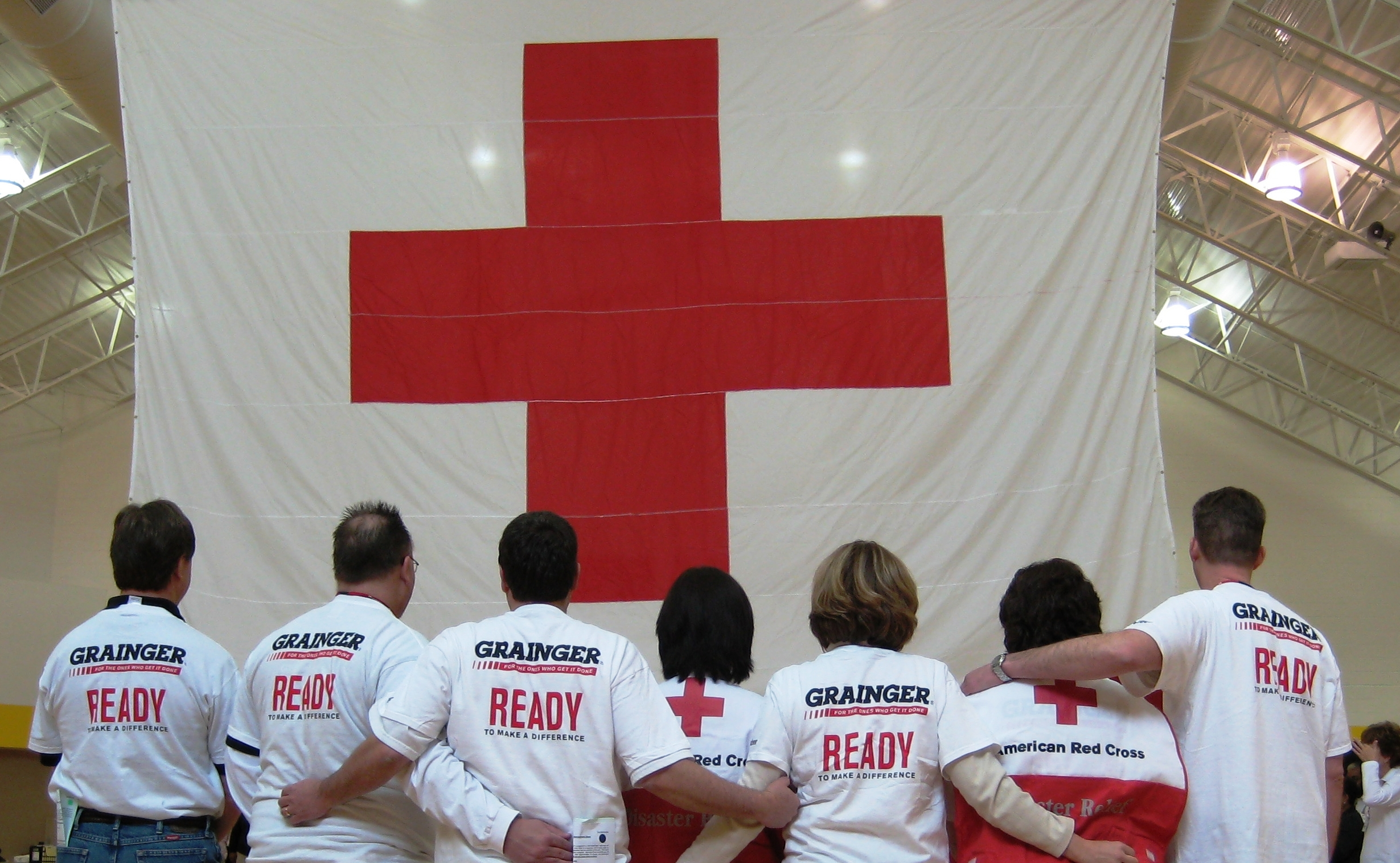 how to become a red cross volunteer