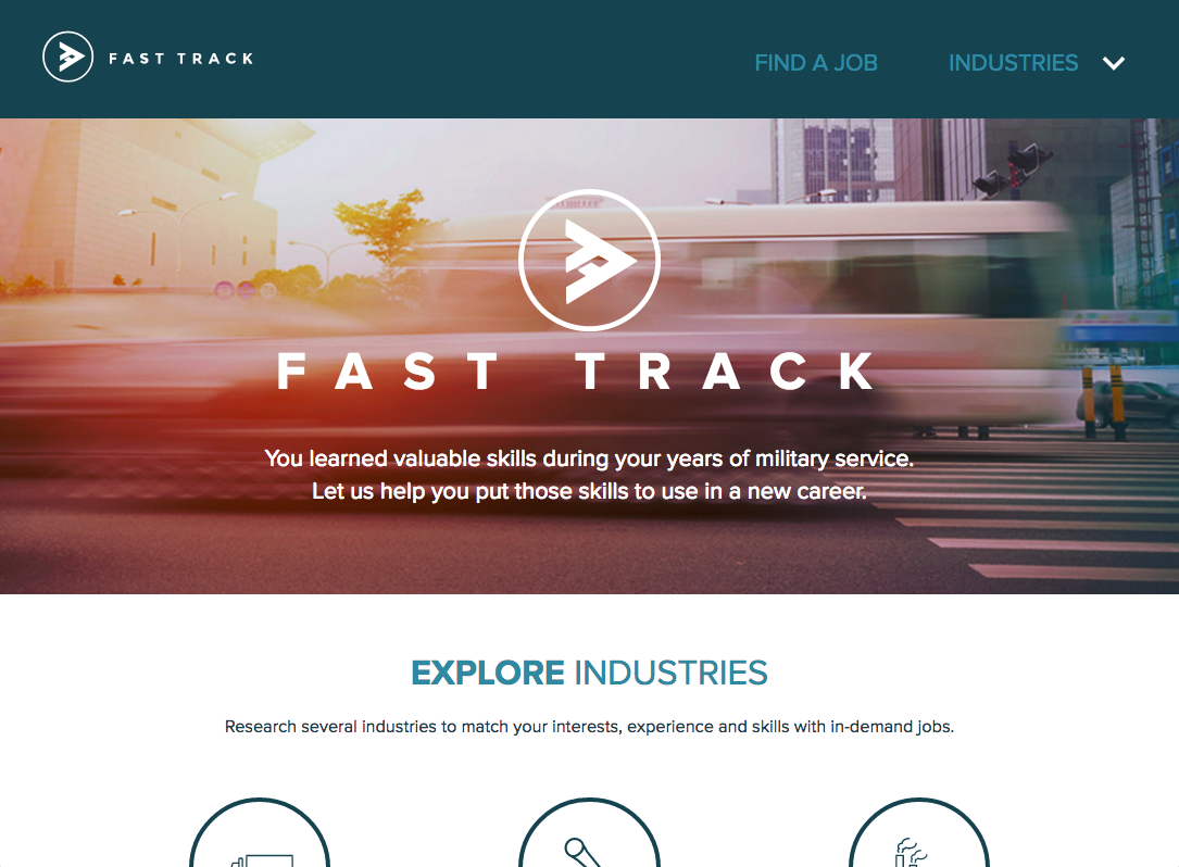 Fast Track Screen Shot
