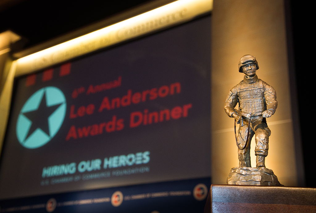 Hiring Our Heroes annual awards