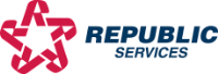 republic services logo 200 pixels wide