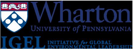 Wharton IGEL logo
