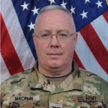 Colonel Patrick R. Macklin