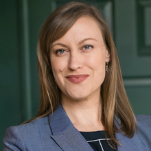 Katie Rast, San Diego Foundation