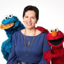 Jeanette Betancourt, Sesame Workshop
