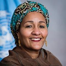 Ms. Amina J. Mohammed
