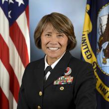 Vice Admiral (Ret.) Raquel Bono