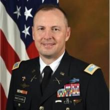 Colonel Bradley O. Martsching