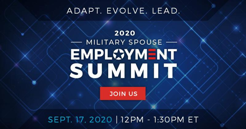 2020 Military Spouse Employment Summit