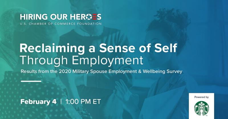 2020 Military Spouses in the Workplace
