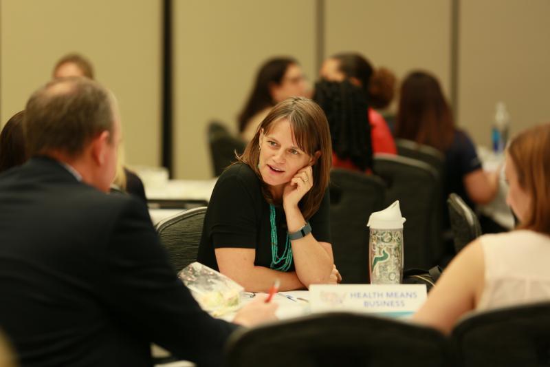 Leaders at Phoenix Forum