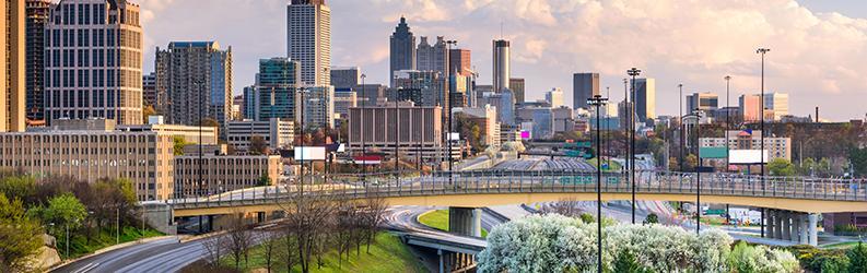 Georgia Skyline