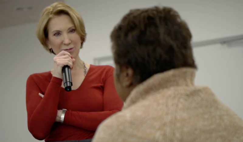 Carly Fiorina Unlocking Potential