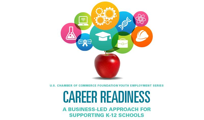 career readiness a business led approach for supporting k 12