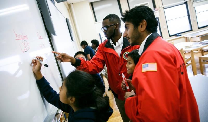 City year HSBC