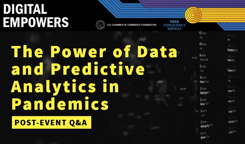 Digital Empowers Data webinar