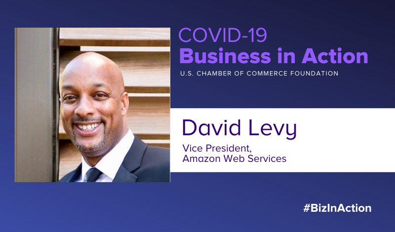 COVID-19 Business in Action Interview Series: Amazon Web Services