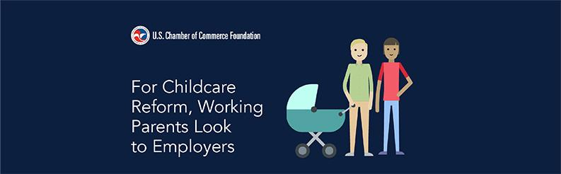 Parents Look to Employers for Childcare Reform