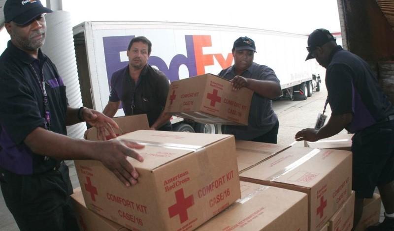 FedEx disaster response