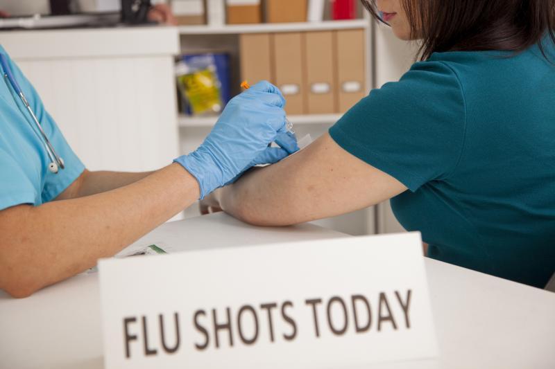 FluEveryone needs a flu shot – especially this year