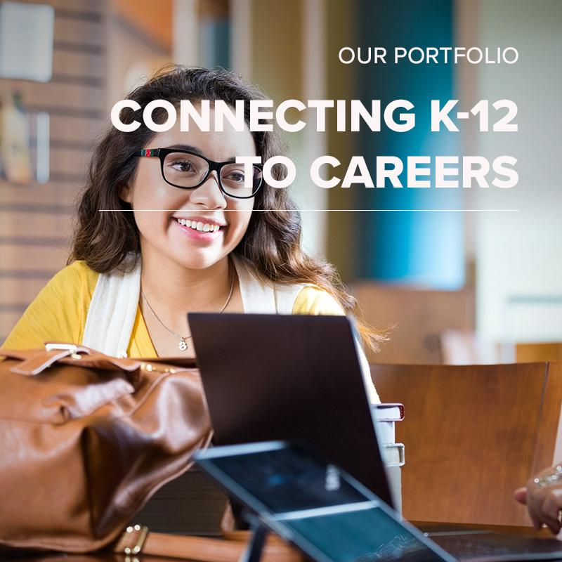 Connecting K-12 to Careers