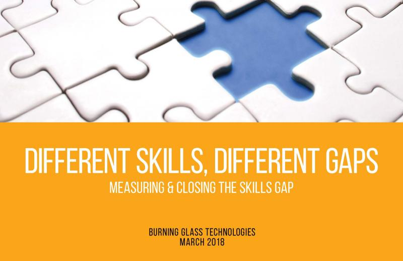 Measuring and Closing the Skills Gap