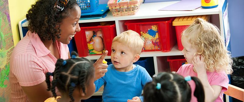 Preschool Daycare Image