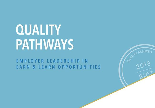 Quality Pathways Report Cover