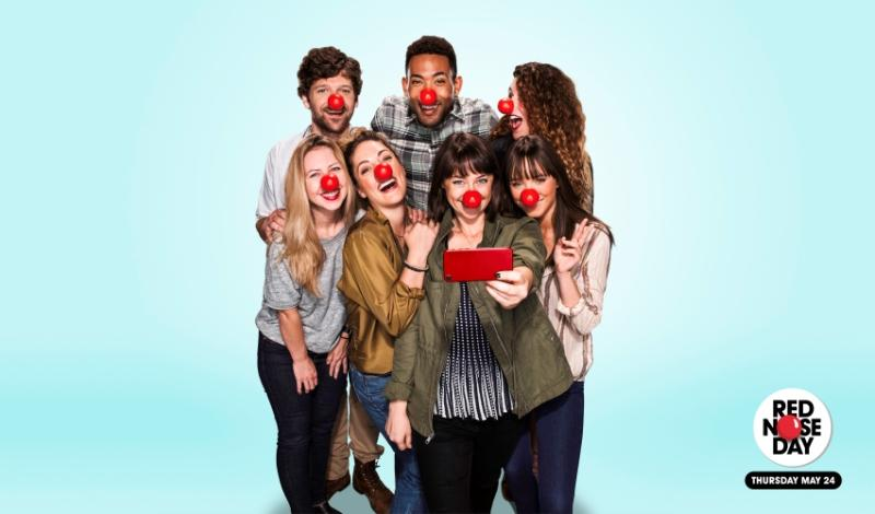 Global Impact Red Nose Day