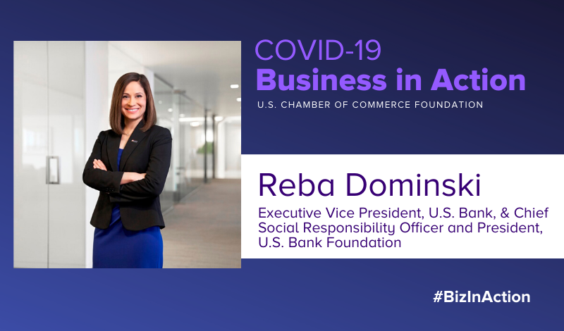 Reba Dominski Business in Action Interview