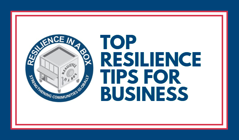 Resilience in a Box Tips