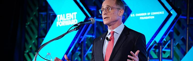 Talent Forward 2019, Goodwill CEO, Steve Preston
