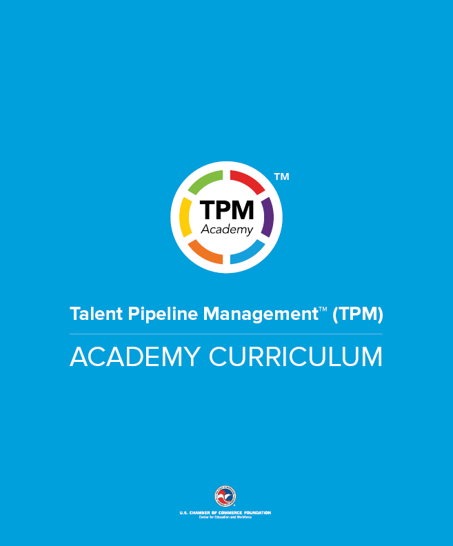 Talent Pipeline Management (TPM) Curriculum
