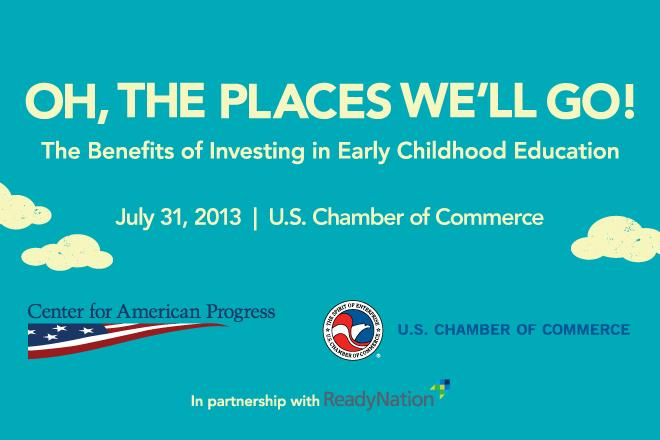 Oh the Places We'll Go: The Benefits of Investing in Early ...