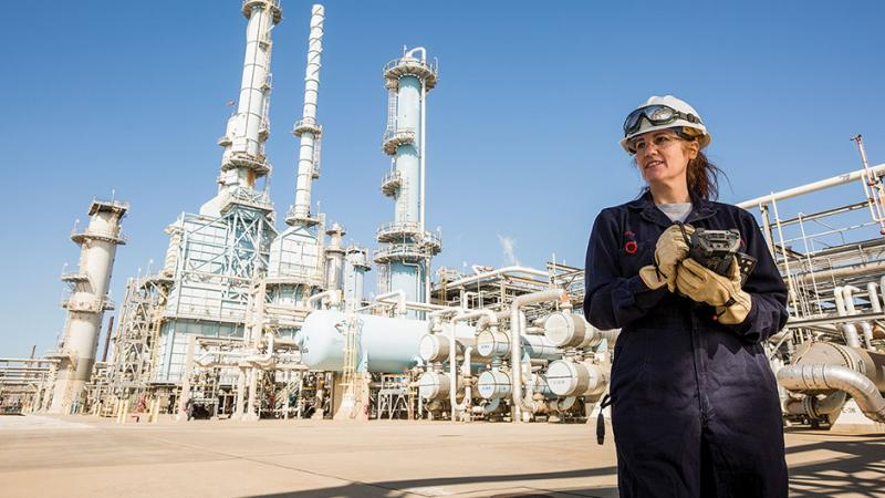 ExxonMobil Doesn't Want Girls to Be Intimidated by