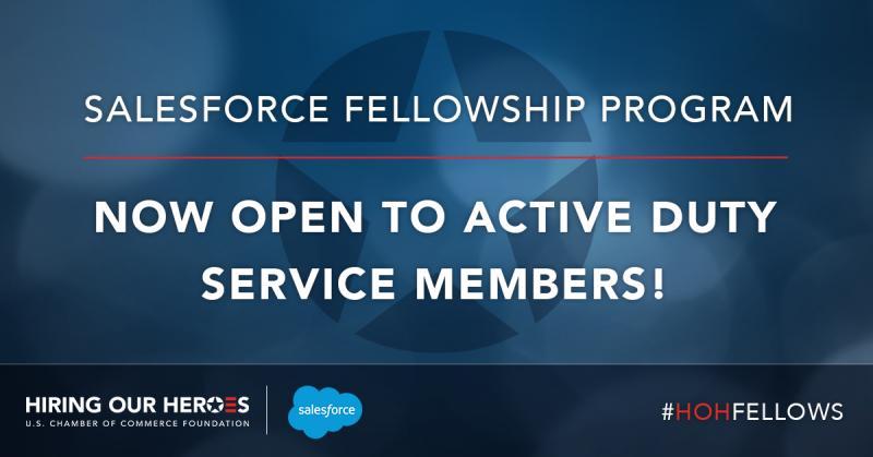 Salesforce Fellowship Program