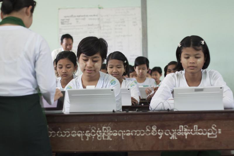 Myanmar_classroom