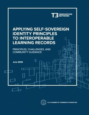 Applying Self-Sovereign Identity Principles to ILRs Report