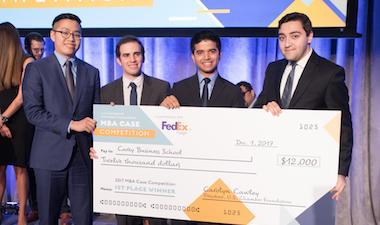 2017 MBA winners