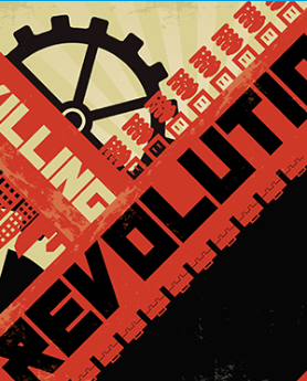 Reskilling Revolution Magazine Cover