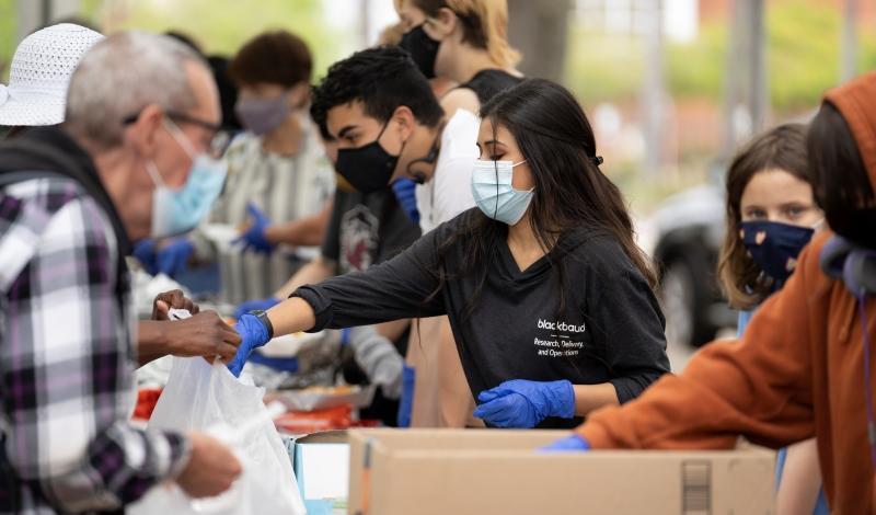 Blackbaud US Employee Volunteering