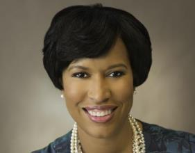 DC mayor bowser