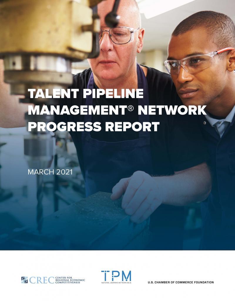 CREC TPM Network Progress Report