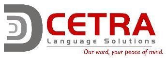 CERTA Language Solutions