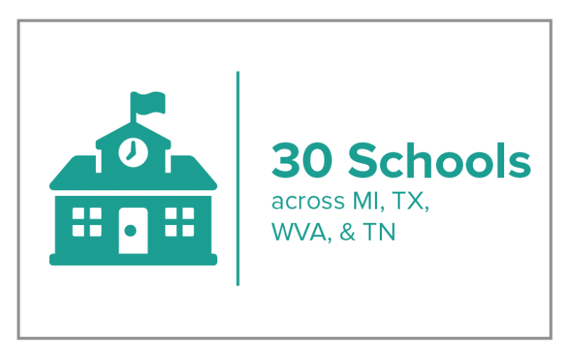 STEM Scholars - 30 Schools