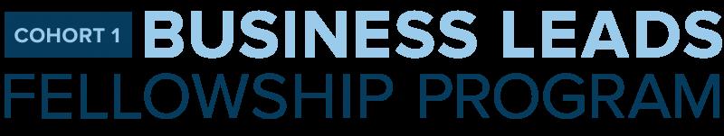 BL Fellowship Program Cohort 1