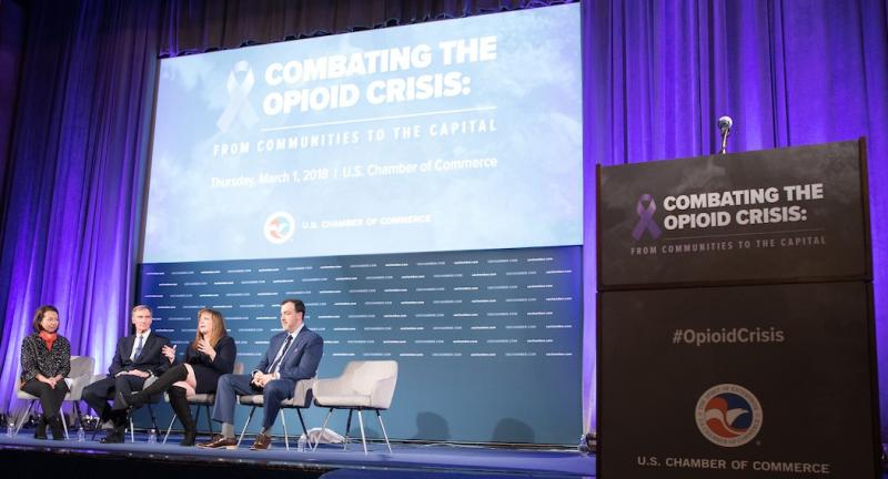 Combating the Opioid Crisis: From Communities to the Capital