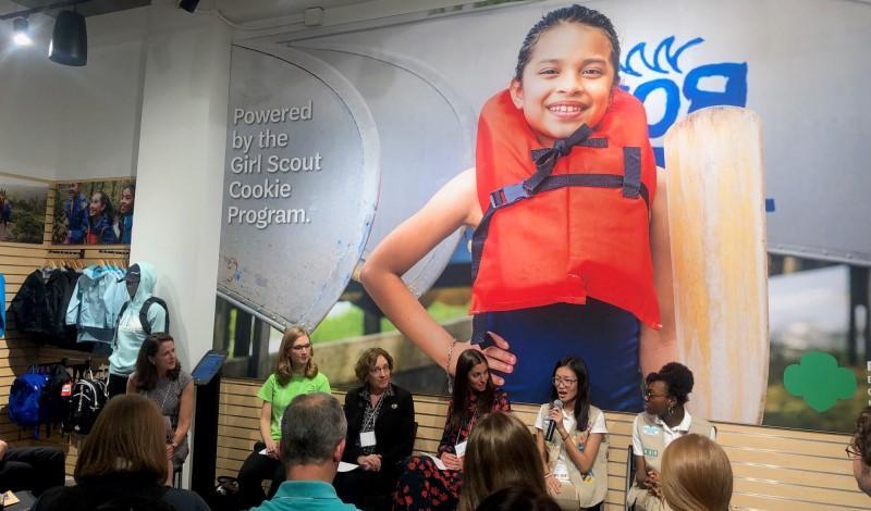Girl Scouts - UNGA