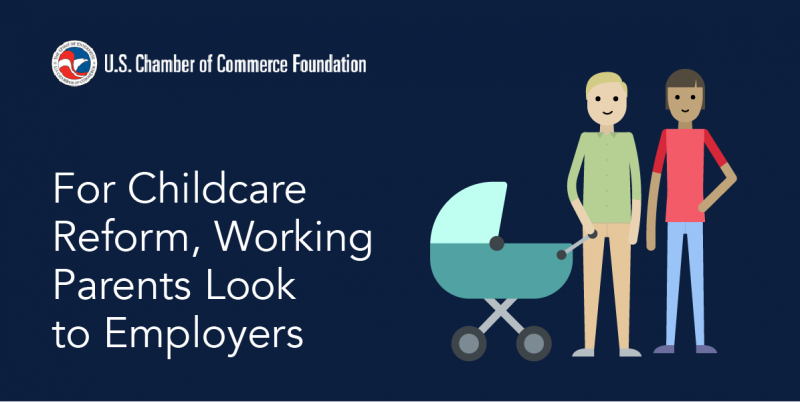 Working Parents Look to Employers for Childcare Reform