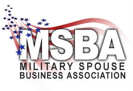 Military Spouse Business Association (MSBA) Logo