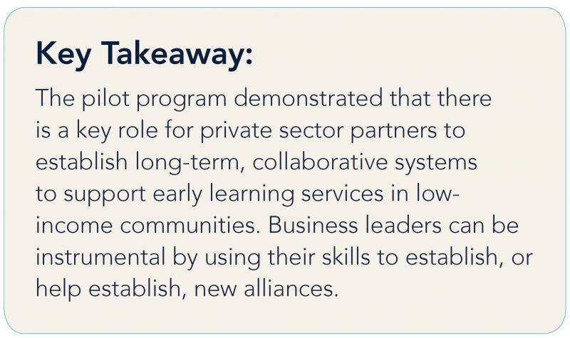 Shared Service Key Takeaway #1